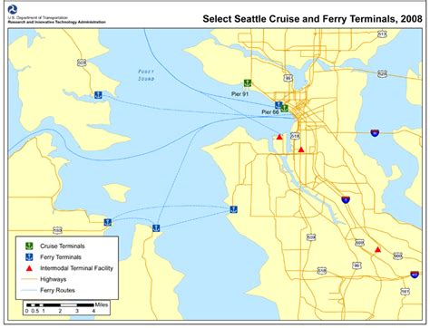 us department of state bureau of administration figure 1 select seattle wa cruise and ferry terminals