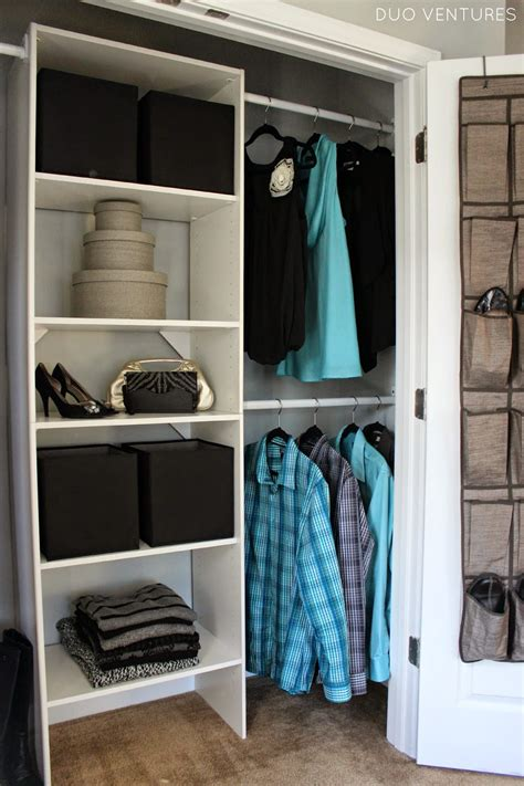 Closet Closet Organizer by Duo Ventures Guest Bedroom Closet Organizer Install