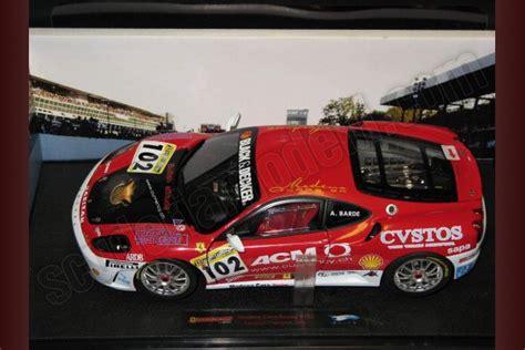 Kostenlose lieferung für viele artikel! Mattel / Hot Wheels 2006 Ferrari Ferrari F430 Challenge - Modena Cars Racing #102 - Red