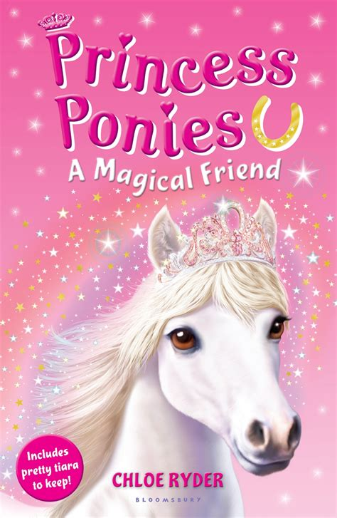 princess ponies books magical friend scholastic childrens bloomsbury children amazon published winning team march club series 1535 1000