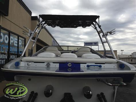 Boat Speakers For Tower by Wakeboard Tower Boat Tower Waketower Speakers Pontoon
