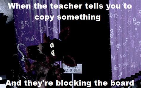 Five Nights At Freddy S Memes - five nights at freddy s meme 10 by cobra50a d81cr3 by kemofile173 on deviantart