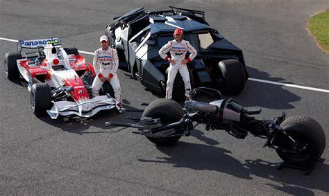 The Dark Knight Toyota F1 Race Car Photo 1 3635