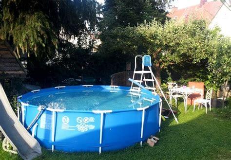 Schwimmbecken Im Garten by Tipps Rund Ums Thema Schwimmbecken Im Garten