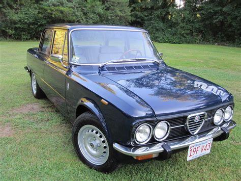 1975 Alfa Romeo Nuova Super