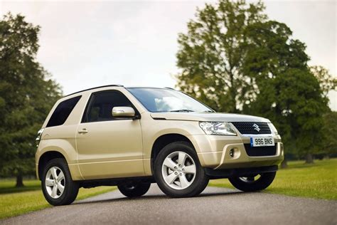 suzuki grand vitara swb  car review honest john