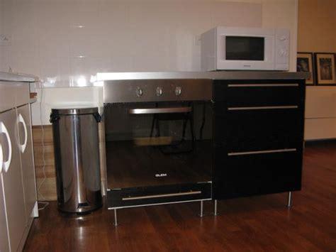 cuisine encastrable ikea meuble cuisine avec emplacement pour four encastrable la