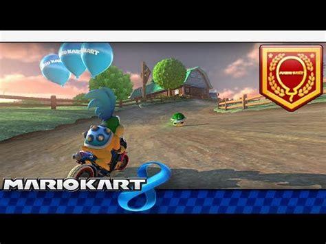 siege kart mario kart 8 balloon battle 4 player