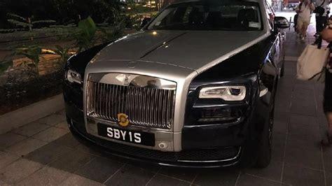 Gambar Mobil Rolls Royce Ghost by Rolls Royce Ghost Sby Ini Bikin Heboh Netizen Kaskus