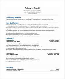 Personal Resume Template Personal Resume Template 6 Free Word Pdf Document Free Premium Templates