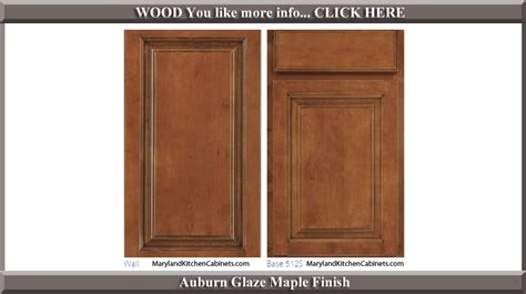 kitchen cabinet door finishes 512 maple cabinet door styles and finishes maryland 5274