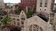 Abandoned City United Methodist Church | Gary Indiana ...