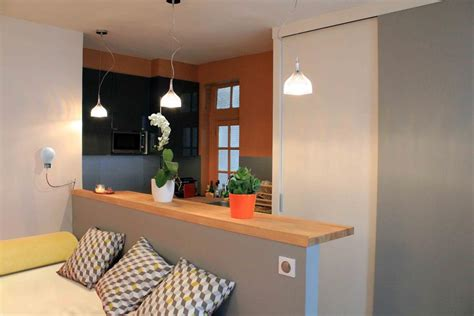amenagement cuisine salon 20m2 awesome amenagement studio 25m2 ideas antoniogarcia info