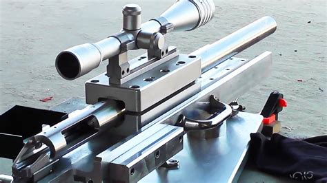 benchrest rail rifle gun guns building weapons speed tomorrow rails types different actions action drag low