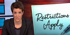 VIDEO: Rachel Maddow Explains Why North Carolina's About ...