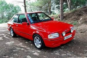 Ford Escort Xr3i : 1988 ford escort xr3i sold car and classic ~ Melissatoandfro.com Idées de Décoration