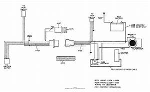 Dixon Ztr 312  1990  Parts Diagram For Wiring Assembly
