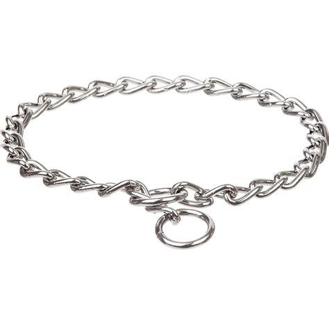 petco chain control collar  dogs petco