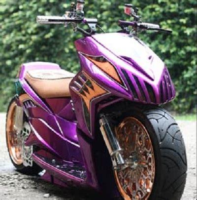 Modifikasi Vario 150 Cc by Modifikasi Motor Yamaha 2016 Foto Modifikasi Honda Vario