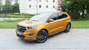 Ford Edge Avis : essai vid o ford edge un am ricain paris ~ Maxctalentgroup.com Avis de Voitures