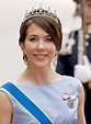 Crown Princess Mary and Crown Prince Frederic attend ...