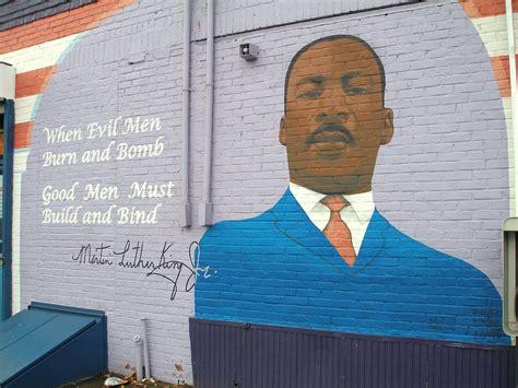 photo bridgeport martin luther king jr mural jpg bridgeport ct album jerry dougherty s