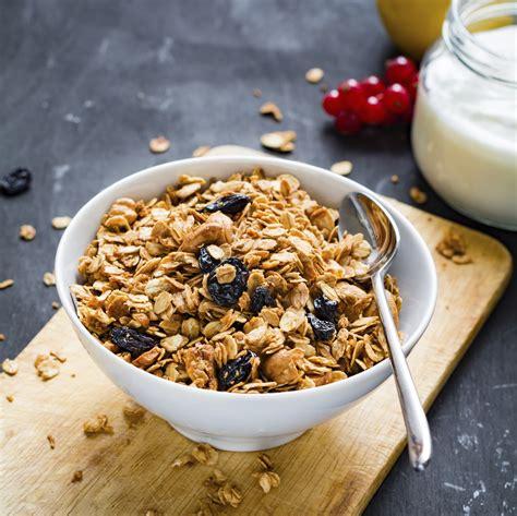 dried berry granola recipe blue zones