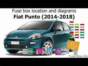 Fiat Punto 04 Fuse Box