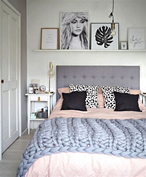 Best 25  Pink gold bedroom ideas only on Pinterest   Pink furniture, Pastel furniture and Pink