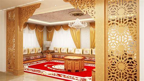 salon marocain matelas confortables