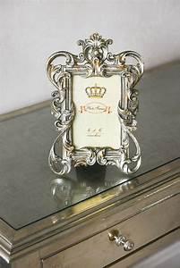 Bilderrahmen Antik Silber : k niglicher bilderrahmen in antik silber wohnkultur ~ Frokenaadalensverden.com Haus und Dekorationen