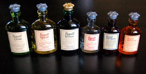 proudly reintroducing vintage cologne brand royall lyme