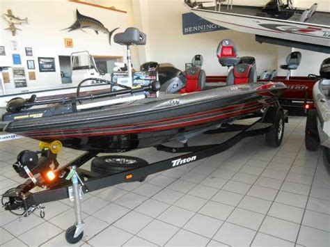 Used Nitro Boats For Sale In Oklahoma by Bass Boat New And Used Boats For Sale In Oklahoma