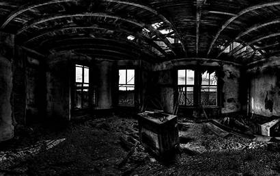 Wallpapers Dark Abandoned Darkness Backgrounds Background Places