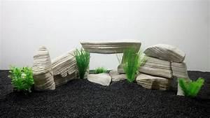 Aquarium Deko Steine : aquarium deko natursteine in wei dekoration felsen steinr ckwand steine aquaristik ~ Frokenaadalensverden.com Haus und Dekorationen