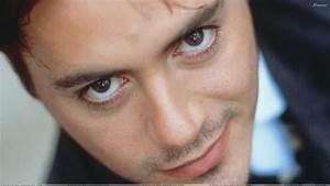 Robert Downey Jr. Smiling Looking At Camera Face Closeup ...