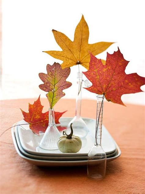 fall leaves decor 25 simple fall decorating ideas and fun fall crafts for stress free season