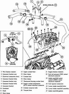 2002 Toyota Camry 2 4l Mfi Dohc 4cyl