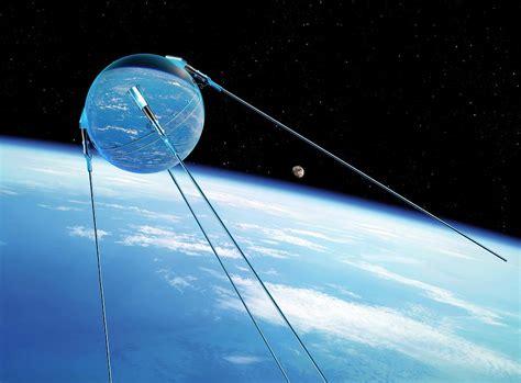 Sputnik 1 In Orbit Photograph by Detlev Van Ravenswaay