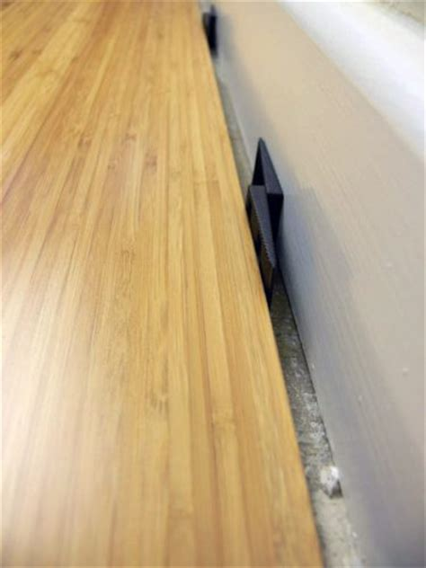 vinyl plank flooring expansion gap does bamboo flooring need an expansion gap bamboo floori