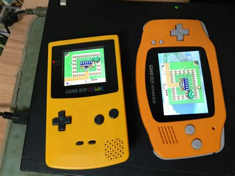 gameboy color mods is this a ags 101 gameboy color or something else gameboy