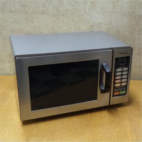 panasonic ne 1054c 1000w commercial microwave oven