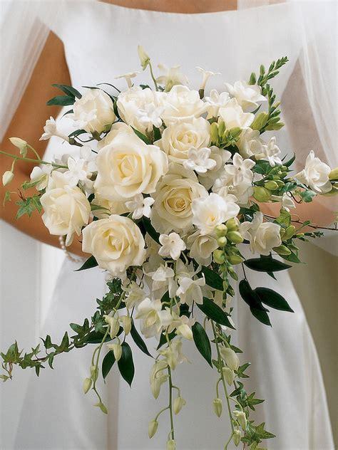 orchid arrangements ivory orchid scented bridal bouquet