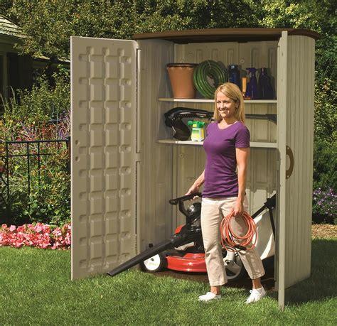 Suncast Vertical Storage Shed Bms4500 by 187 Suncast Bms 4500 Armario Jardin Vertical De Resina