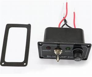 12v Single Rocker Switch Panel With Protection Manual