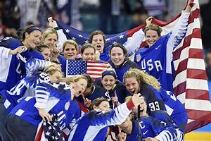 U.S. Women's Hockey Team Beats Canada to Win First Gold in ...