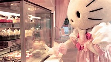 Sanrio Hello Kitty House Bangkok - YouTube