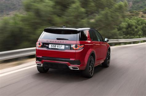 land rover discovery sport hse dynamic lux revealed