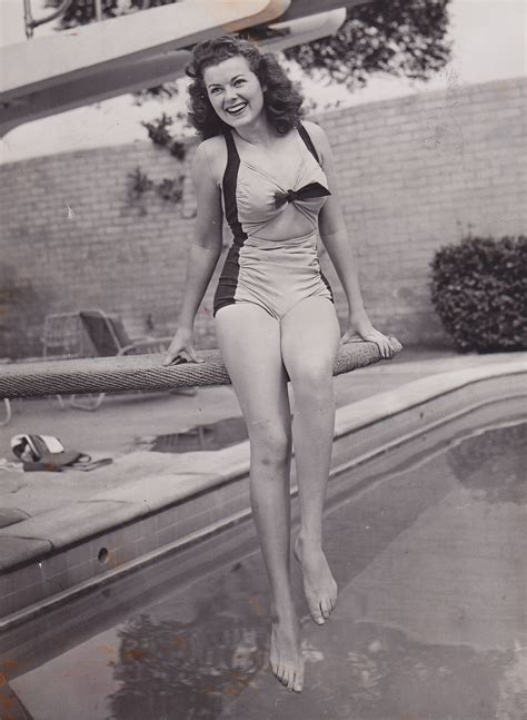 Barbara Hale S Feet
