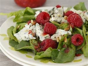 Salat Mit Spinat : spinat himbeer salat mit gorgonzola rezept eat smarter ~ Orissabook.com Haus und Dekorationen